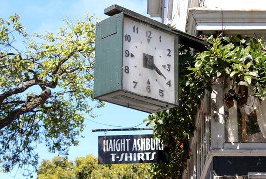 Haight-Ashbury Clock