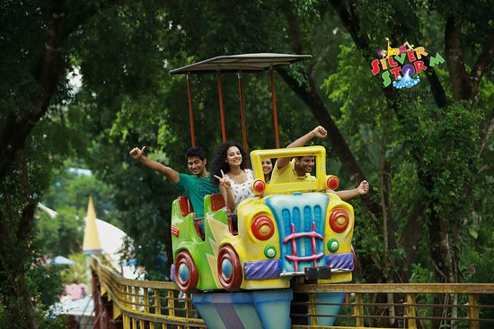 Chalakudy, Ấn Độ: most thrilling and mind boggling ride an experience which you can choose for a lifetime. The ent