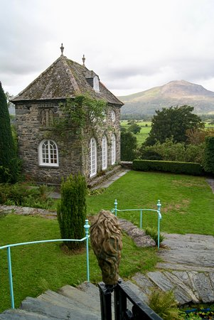 Penrhyndeudraeth, UK: lovely even on a cloudy day