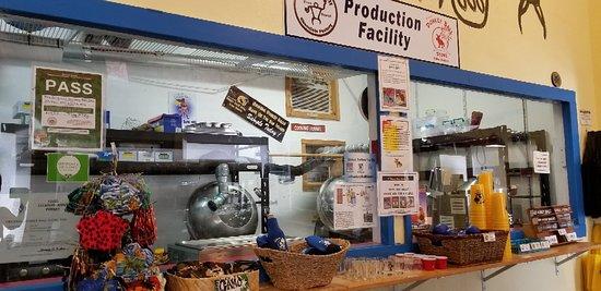 The Original Donkey Ball Store Foto