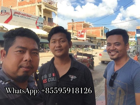 ‪Battambang TukTuk Tour‬