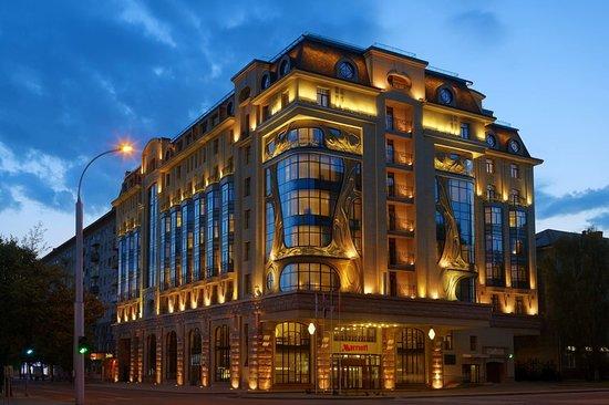 노보시비르스크 메리어트 호텔