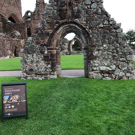 New Abbey, UK: photo0.jpg