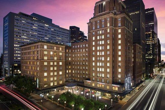 Residence Inn Houston Downtown/Convention Center: Exterior