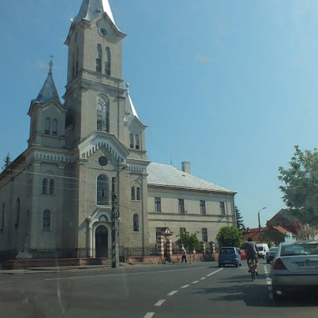 Satu Mare, Rumania: Church of St. John
