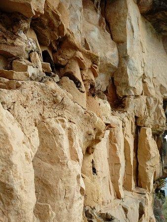 Lamud, Peru: momias