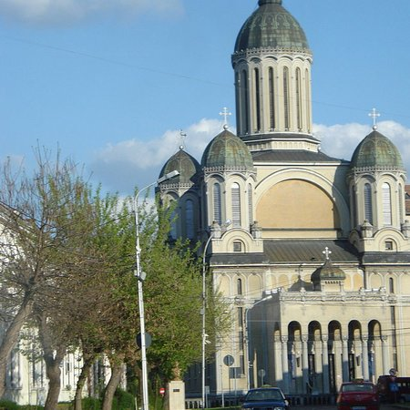 Satu Mare, Romania: Dormition of the Theotokos Cathedral