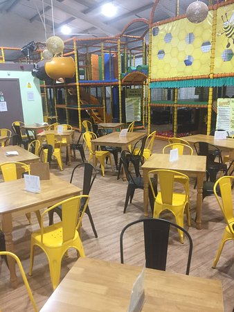 The Hive Soft Play and Party Center