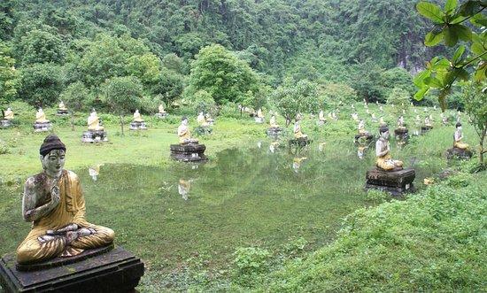 Buddha Gardens Review Of Lumbini Gardens Hpa An Myanmar Tripadvisor