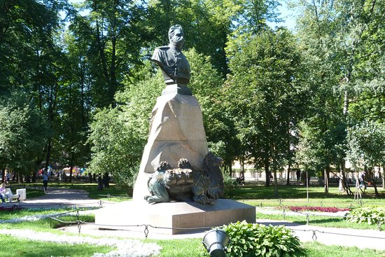 Monument to Przhevalskiy