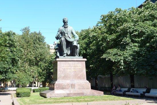 Rimsky-Korsakov Monument