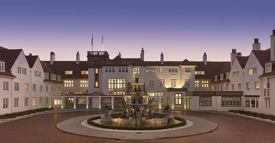 Turnberry, UK: Exterior