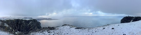 panoramica Capo Nord