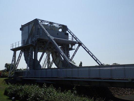 Pegasus Memorial (Memorial Pegasus): Le pont pagasus, le vrai