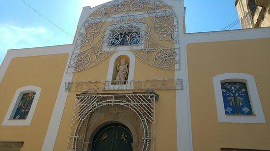 Santo Stefano di Camastra, Italia: Parrocchia San Nicolò di Bari