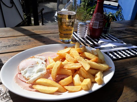 Penally, UK: Excellent lunch!