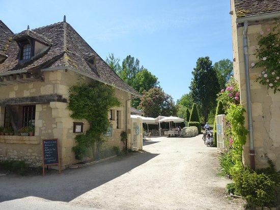 Apremont-sur-Allier, Francja: Restaurant La Brasserie du Lavoir