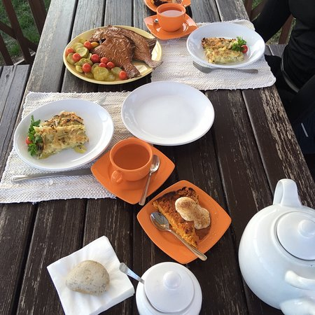 Kolka, Látvia: Holiday House Usi