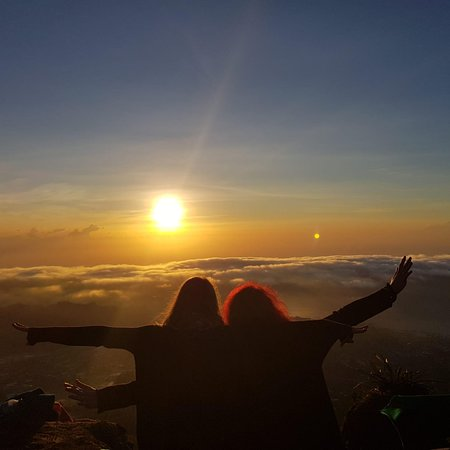 Fabulous Sunrise Trekking at Mount Batur