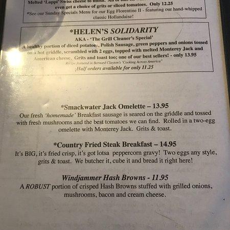 Tybee Island Restaurants Breakfast Club