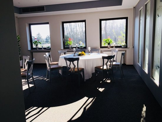 Diepholz, Deutschland: Einer der Clubräume / Seminarräume
