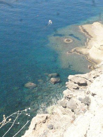 Leni, Italia: il mare nei dintorni di Rinella