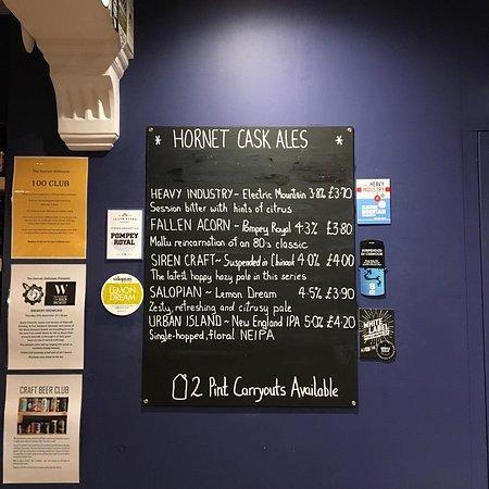 Hornet Alehouse