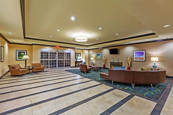 Candlewood Suites Amarillo-Western Crossing: Lobby