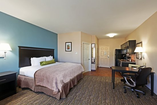 Candlewood Suites Amarillo-Western Crossing: Guest room