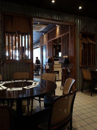 Mamak Don: the restaurant