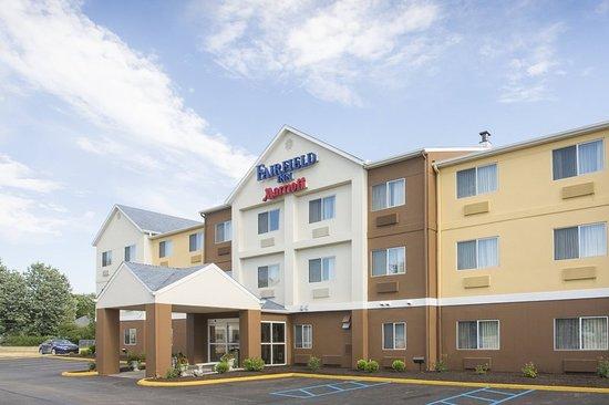 Fairfield Inn Suites Terre Haute In Hotel Reviews Photos Price Comparison Tripadvisor