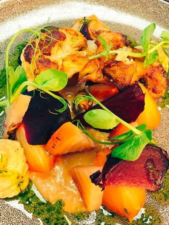 West Timperley, UK: New vegi dish