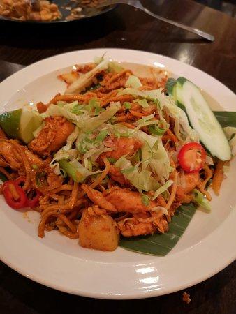 Mamak Don: Chicken Mee Goreng
