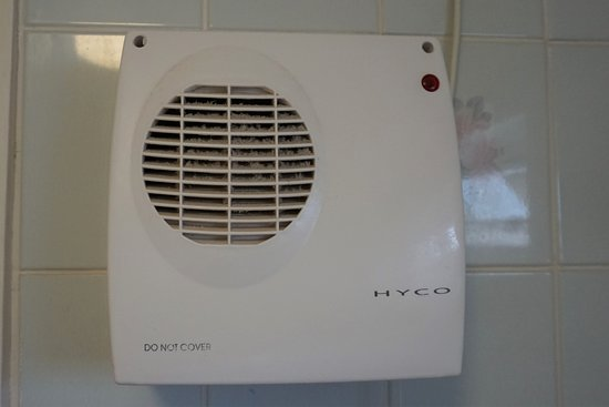 Refused to use this bathroom fan