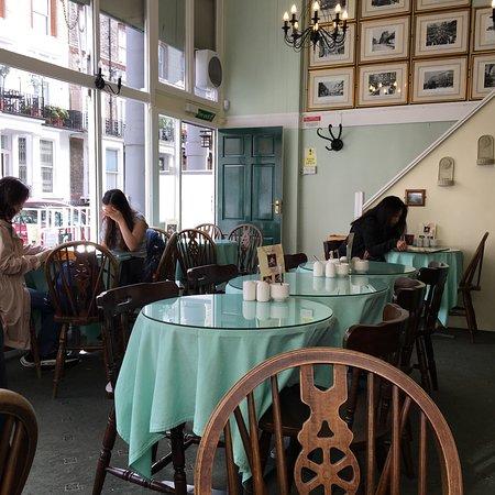 The Muffin Man Tea Shop: photo1.jpg