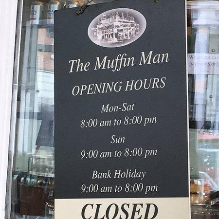 The Muffin Man Tea Shop: photo3.jpg