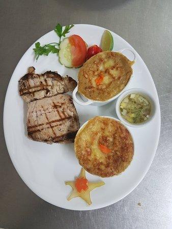 Riviere-Pilote, Martinica: Le Paradis De L'anse Restaurant