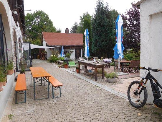 Weissenstadt, Germany: Fichtelrad Cafe