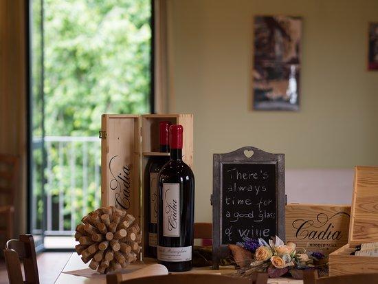 Scarlet & Hues: Cadia winery