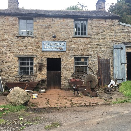 The Old Working Smithy
