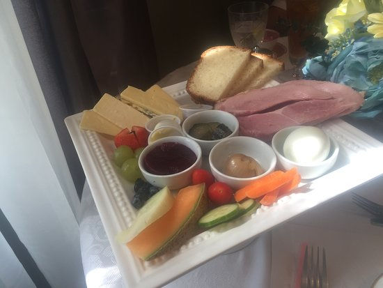 Westport, Kanada: The Plowman's Plate