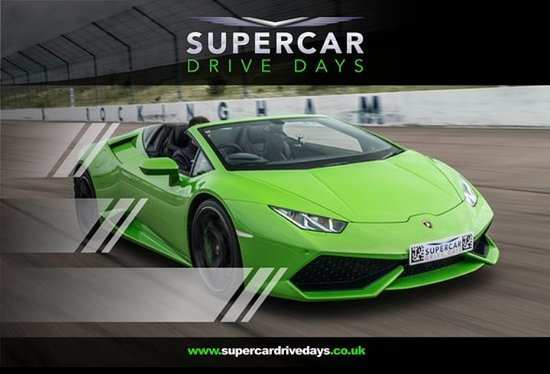 Supercar Drive Days