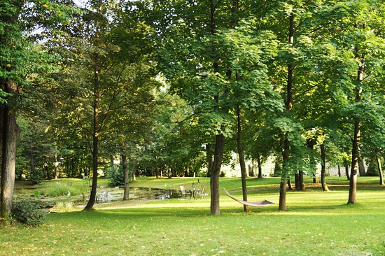 Kombornia, Polen: park