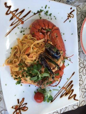 Ristorante Pizzeria Rio Novo: Seafood Pasta