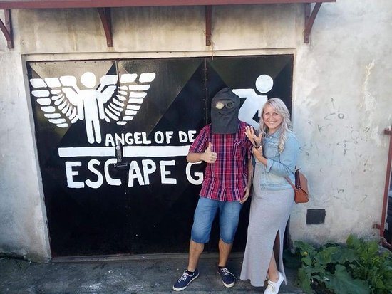 Angel of Death - Escape Game