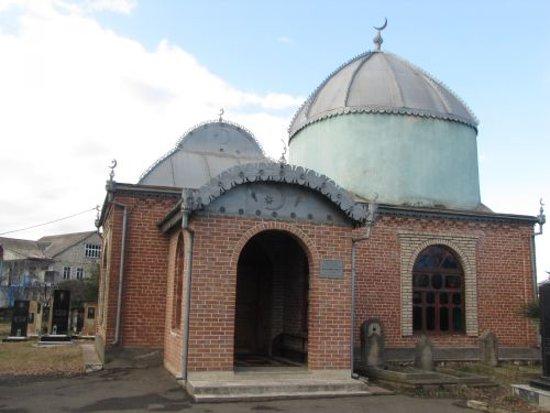 Lankaran, Aserbaidschan: Tomb of Sheyx Zahid
