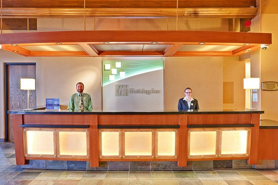 Countryside, IL: Lobby