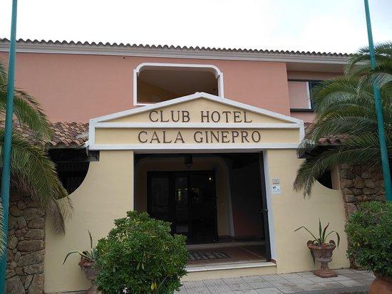Hotel Cala Ginepro Resort&Spa: IMG_20180913_121224_large.jpg