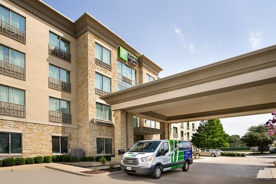 Holiday Inn Express & Suites Allen North - Event Center