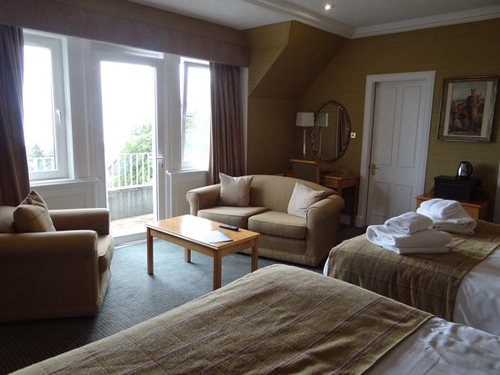 Lundin Links, UK: Superior room